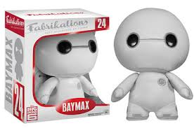 FUNKO FABRIKATIONS BIG HERO 6 BAYMAX