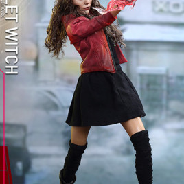 AVENGERS 12″ SCARLET WITCH AOU AF