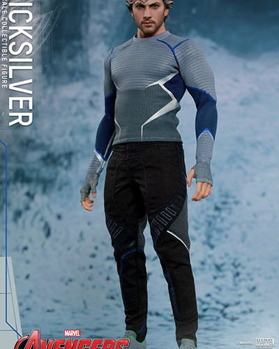 action figures quicksilver