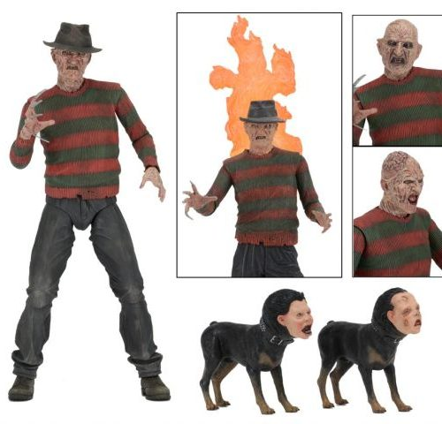 action figures freddy krueger