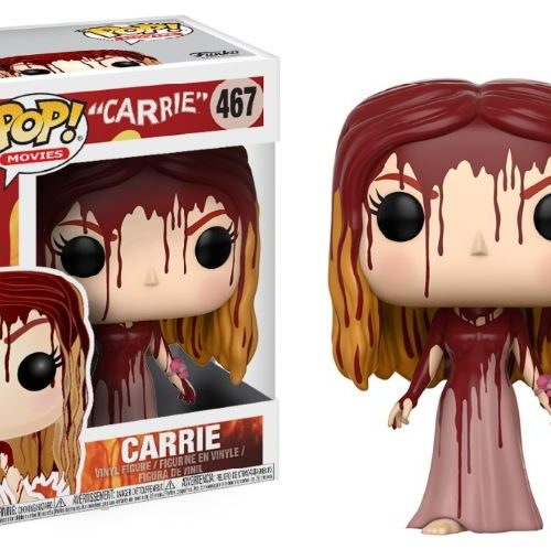 funko pop carrie white