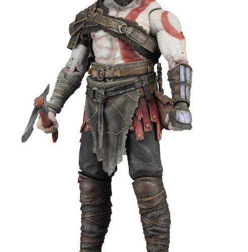 action figures kratos