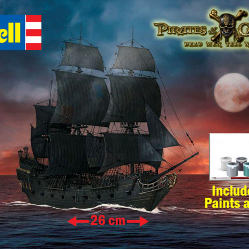 model kit la perla nera