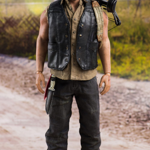 action figures daryl dixon