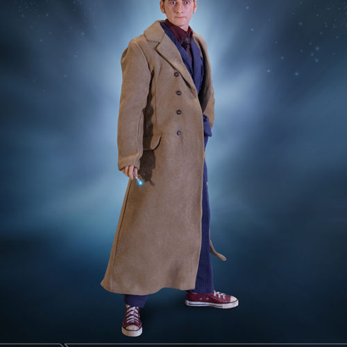 action figures 10th doctor who