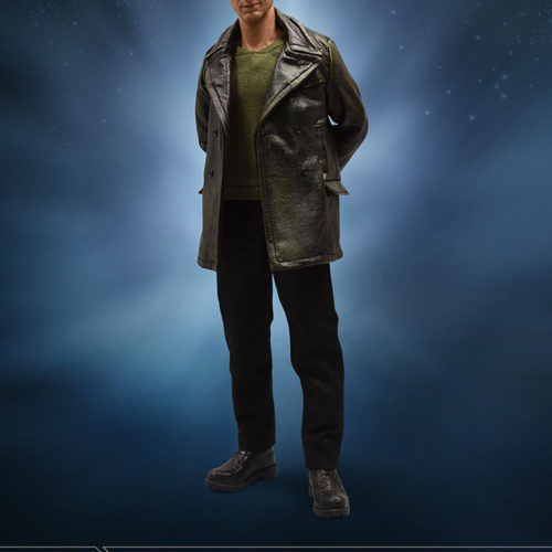 action figures 9th doctor who