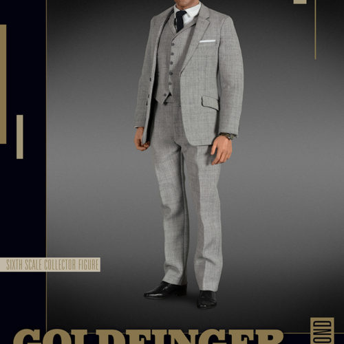 action figures 007 james bond