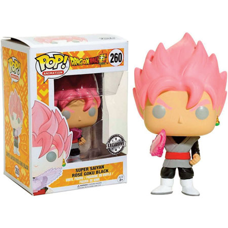funko pop super saiyan rose goku