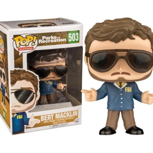 funko pop bert macklin