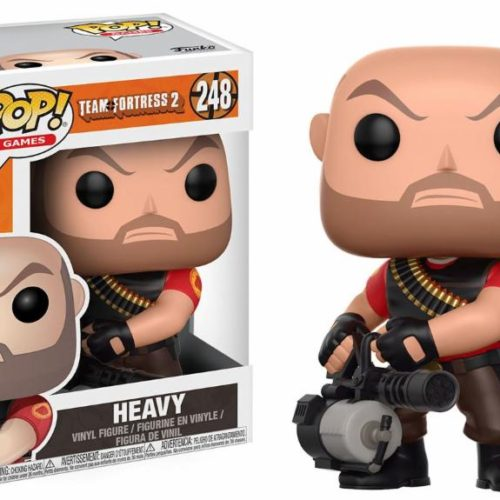 funko pop heavy