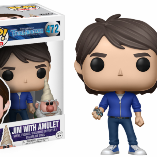 funko pop jim with amulet