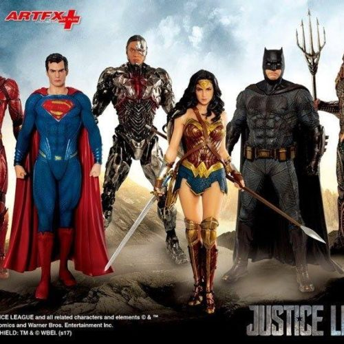 kotobukiya justice league