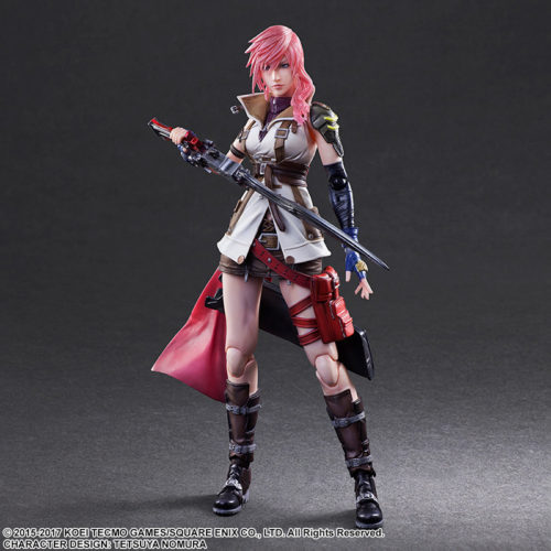 action figures dissidia final fantasy