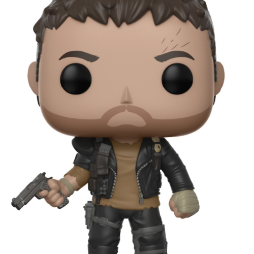 funko pop max with gun