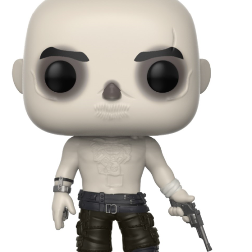 funko pop nux shirtless
