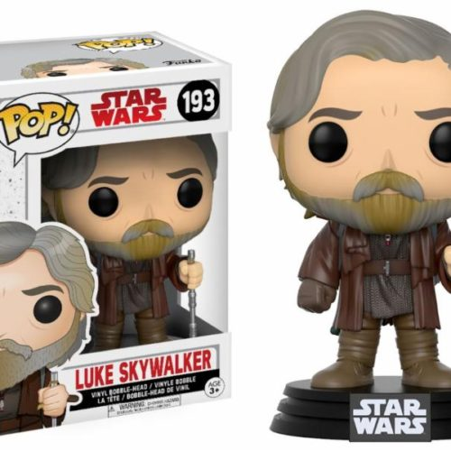 funko pop luke skywalker
