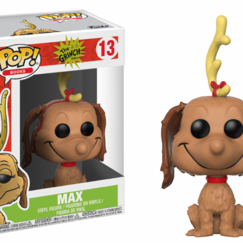 funko pop max the dog
