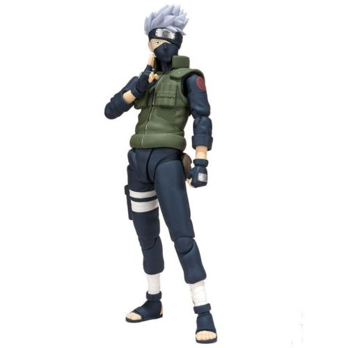 action figures kakashi