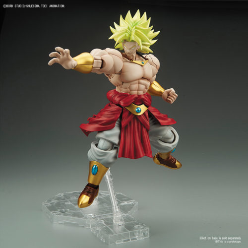 action figures broly