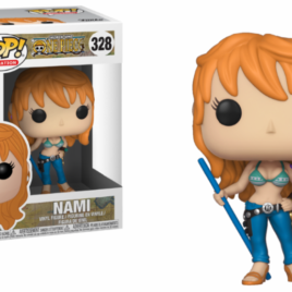 FUNKO POP ONE PIECE S2 NAMI