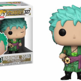 FUNKO POP ONE PIECE S2 RORONOA ZORO