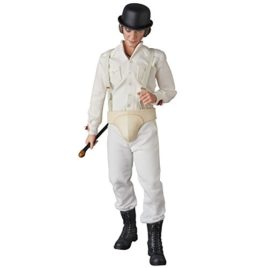 A CLOCKWORK ORANGE ALEX DELARGE MAFEX