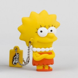 I Simpson Lisa Chiavetta USB Tribe 8GB