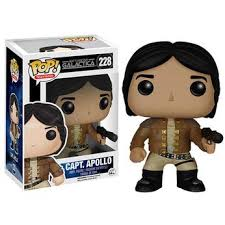 FUNKO POP BATTLESTAR GALACTICA APOLLO