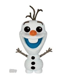 FUNKO POP DISNEY FROZEN OLAF GLITTER VERSION