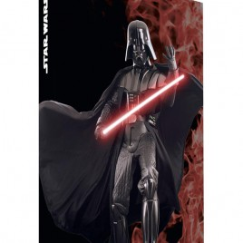 SW DARTH VADER NOTEBOOK LIGHT AND SOUND