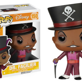 FUNKO POP DISNEY PRINCESS AND THE FROG DR. FACILIER