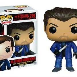 FUNKO POP TELEVISION: THE STRAIN EPHRAIM GOODWEATHER
