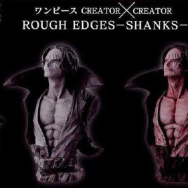 ONE PIECE CREATOR×CREATOR ROUGH EDGES -SHANKS- SET