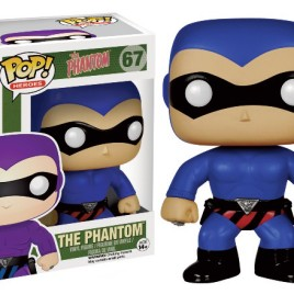 FUNKO POP HEROES THE PHANTOM – BLUE COSTUME