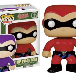 FUNKO POP HEROES THE PHANTOM – RED COSTUME