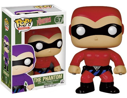 funko pop the phantom