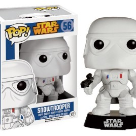 FUNKO POP STAR WARS: SNOWTROOPER