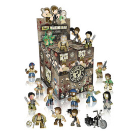 FUNKO MYSTERY MINI WALKING DEAD SERIES 3