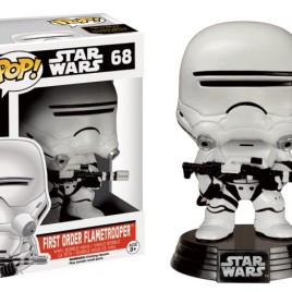 FUNKO POP STAR WARS EPISODE 7 FIRST ORDER F.