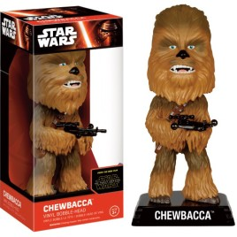 FUNKO WACKY WOBBLER STAR WARS EPISODE 7 CHEWBACCA