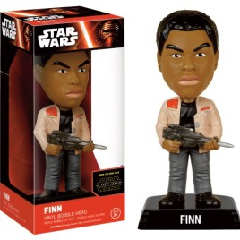 FUNKO WACKY WOBBLER STAR WARS EPISODE 7 FINN
