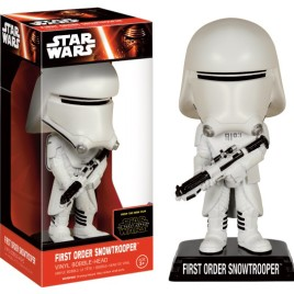 FUNKO WACKY WOBBLER STAR WARS EPISODE 7 SNOWTROOPER