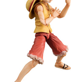 ONE PIECE MONKEY D LUFFY YELLOW VAH