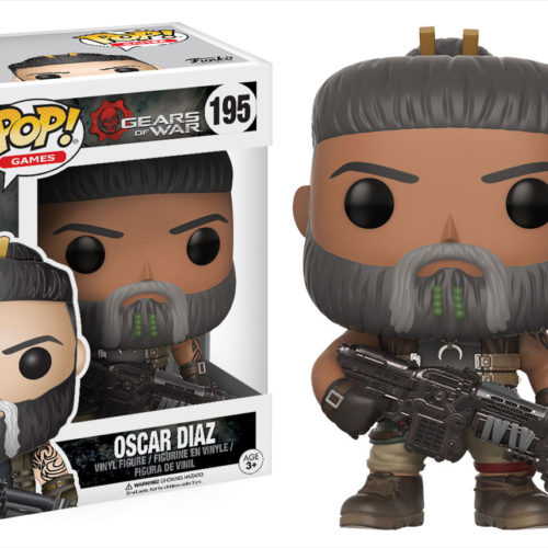 funko pop oscar diaz