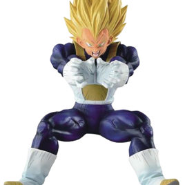 DRAGON BALL Z FINAL FLASH SUPER SAIYAN VEGETA