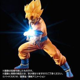 DRAGON BALL Z SON GOKU SUPER SAIYAN WITH LED LIGHT