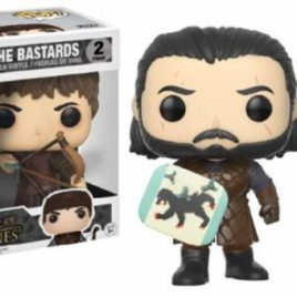 FUNKO POP GAME OF THRONES JON SNOW/RAMSAY