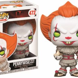 FUNKO POP IT PENNYWISE WITH BOAT