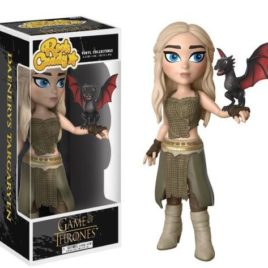 FUNKO ROCK CANDY GAME OF THRONES DAENERYS