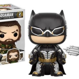 FUNKO POP BATMAN AND AQUAMAN 2 PACK